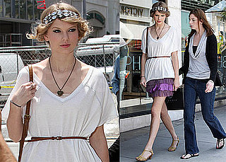 Pictures of Taylor Swift Shopping in LA