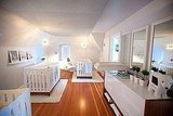 Room With Three Views: Triplet Nursery