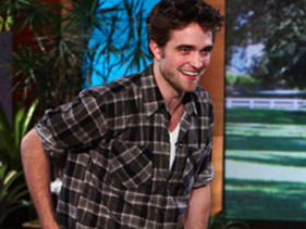 Robert Pattinson: New Haircut And Ballet on 'Ellen'
