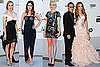 Pictures of 2010 Cannes AmfAR&#039;s Event