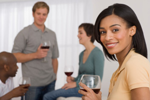French Study Challenges Notion That Moderate Drinking Is Good For Heart