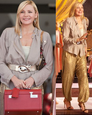 Get Samantha Jones from Sex and the City's Style