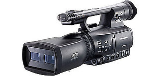 Panasonic Twin-Lens 3D Camera