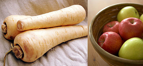Recipe For Sweet Apple and Parsnip Dip