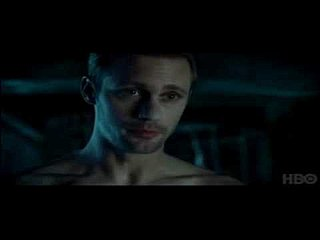 Video Promo of True Blood With Shirtless Alexander Skarsgard