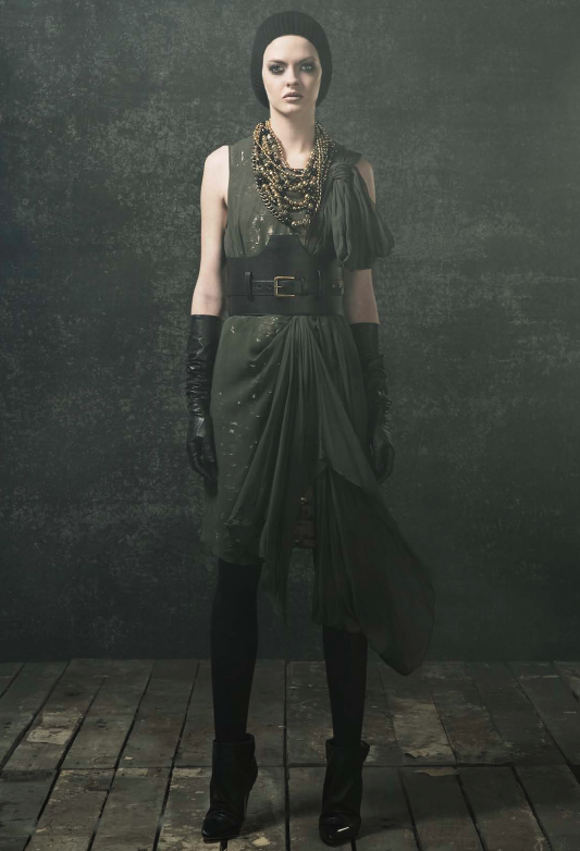 Robert Rodriguez's Fall '10 Makes Mystery Look Damn Chic