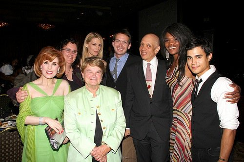 Celebs At The Liberty Hill 28th Annual Upton Sinclair Awards & Dinner