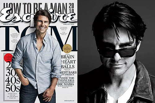 Pictures of Tom Cruise In Esquire June 2010