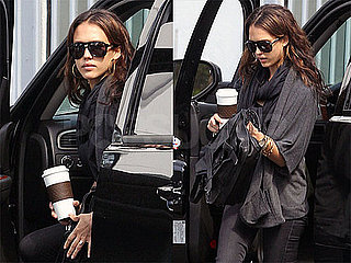 Pictures of Jessica Alba in LA 2010-05-25 14:00:00