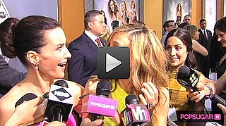 Exclusive Video of SJP, Kristin Davis, Chris Noth and So Much More at NYC SATC2 Premiere! 2010-05-25 11:15:00