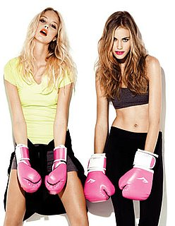 Forever 21 Activewear Look Book