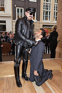 Marc Jacobs Sings Backup for Donna Summer, Talks Hair Transplant at Louis Vuitton Store Opening
