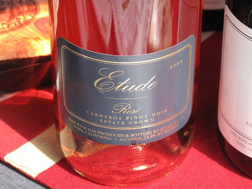 Wine Review: 2009 Etude Rosé