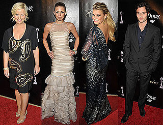 Pictures of Jessica Simpson, Amy Poehler, Penn Bagdley at the Gracie Awards 2010-05-26 07:47:23