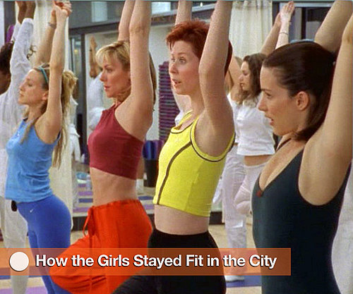 Fitness and Exercise Scenes in Sex and the City