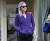 Slide Picture of Reese Witherspoon Wearing Purple in LA