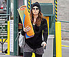 Slide Picture of Jessica Biel Leaving Yoga in LA