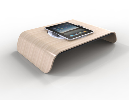 Cradle iPad Lap Desk