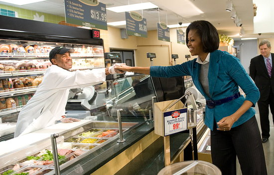 First Lady Prepares to Launch Chefs Move to Schools Program