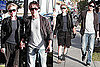 Pictures of True Blood's Anna Paquin and Stephen Moyer Going to Dinner in LA