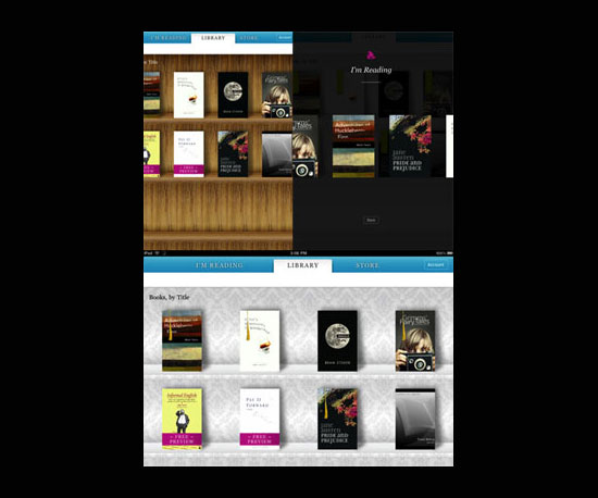 The iPad Gets New eReader Apps