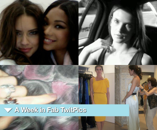 Photos from Fashion Twitter Accounts Including Coco Rocha, Daisy Lowe and Chanel Iman 2010-05-28 05:20:14