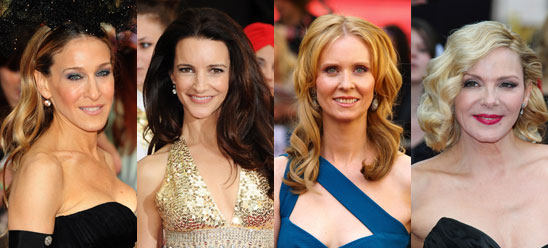 Which London SATC2 Premiere Beauty Look was Prettiest?