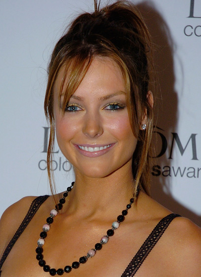 June 2005: Lancôme Colour Design Awards in Sydney