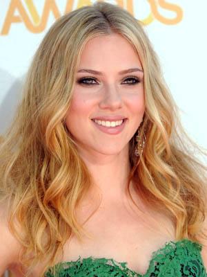 Scarlett Johansson at 2010 MTV Movie Awards