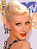 Christina Aguilera at 2010 MTV Movie Awards 2010-06-06 17:45:24