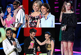Pictures of Sandra Bullock, Tom Cruise, Robert Pattinson, Kristen Stewart at MTV Movie Awards Show 2010-06-06 22:05:00