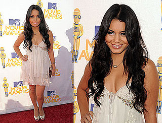 Vanessa Hudgens at 2010 MTV Movie Awards 2010-06-06 18:01:19