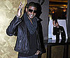 Slide Picture of Usher Promoting Raymond in Paris