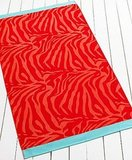 Martha Stewart Collection Safari Beach Towel ($20, originally $40)