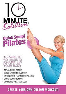 Review of 10 Minute Solution Quick Sculpt Pilates DVD