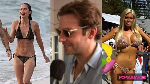 Celebrities in Bikinis For Memorial Day, Bradley Cooper and Jennifer Aniston Rumors, and Heidi Montag and Spencer Pratt Breakup 2010-06-01 21:00:18