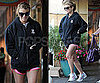 Pictures of Jessica Simpson After a Workout in LA