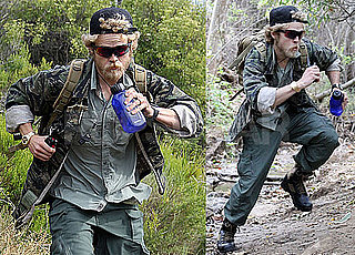 Pictures of Spencer Pratt Running in Malibu After Split From Heidi Montag