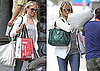 Pictures of Cameron Diaz Throwing Her Bag At a Photographer in NYC