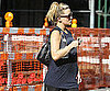 Slide Picture of Kate Hudson In Gym Clothes in New York