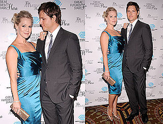 Pictures of Peter Facinelli and Jennie Garth at the 2010 Boys and Girls Clubs of America's Chairman's Gala 2010-06-03 14:00:42