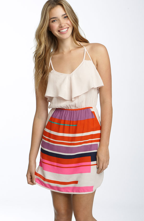 Roxy Shore Bet Halter Dress ($50)