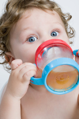 Introducing the Sippy Cup