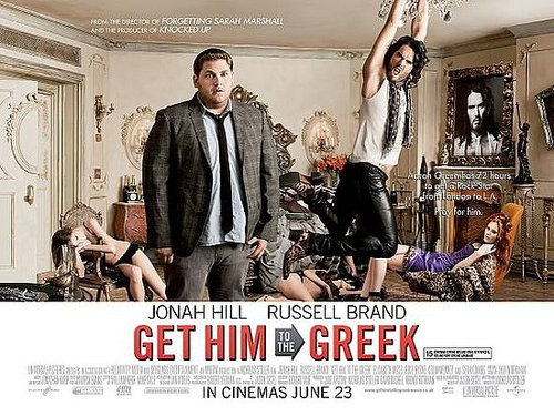 Win Flights to NYC, LA and Las Vegas in Our Get Him to the Greek Competition!