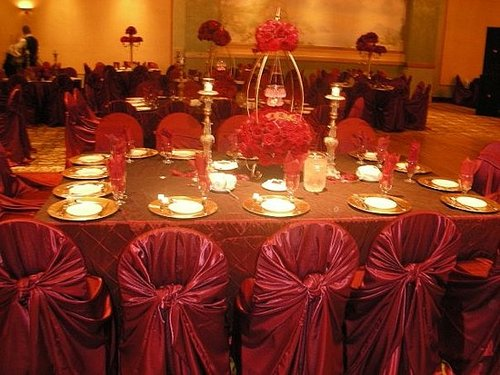 The Most Amazing Wedding Decor