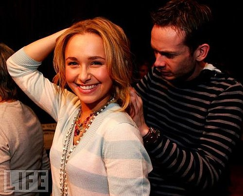 Hayden Panettiere and Michael Dean Shelton - Life Magazine