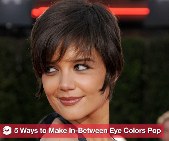 5 Ways to Make In-Between Eye Colors Pop