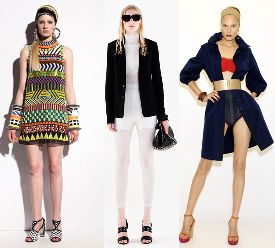Cruise '11 Serves up '70s Glam, Sharp Outerwear, and Daring Prints