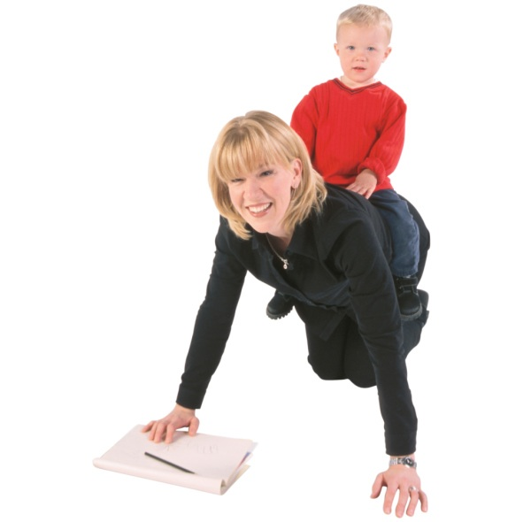 Is Being a Working Mom Harder or Easier Than You Expected?