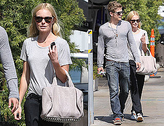 Pictures of Kate Bosworth Getting Lunch in LA
